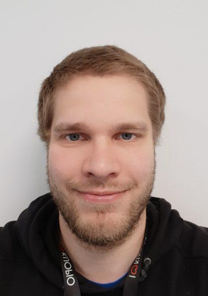 Nuorisonohjaaja Aapo Jurvelin