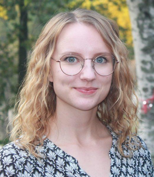 Etsivä nuorisotyöntekijä Amanda