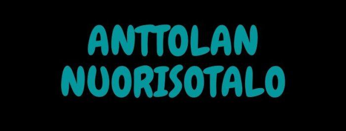 ANTTOLAN NUORISOTALO