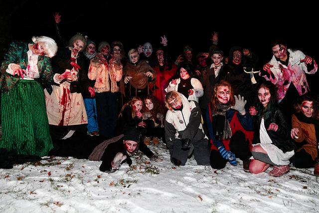 Zombijuoksun zombit