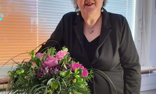 Osallisuuskoordinaattori Anneeli Heikkinen