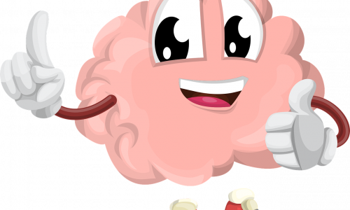 Aivot jotka näyttävät peukkua