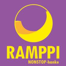 RAMPPI Nonstop -hankkeen logo