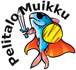 Pelitalo Muikun logo
